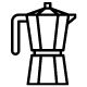 coffe grinds mokka pot altitude coffee