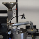coffee roaster by altitude coffee