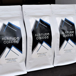 ground coffee by altitude coffee